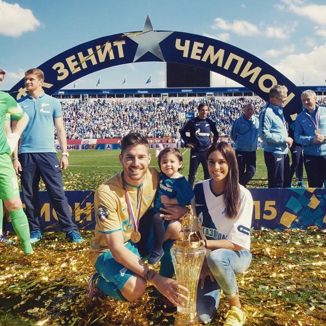 Елена Гомес и Хави Гарсия