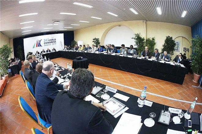 В Италии прошёл конгресс ФИВБ