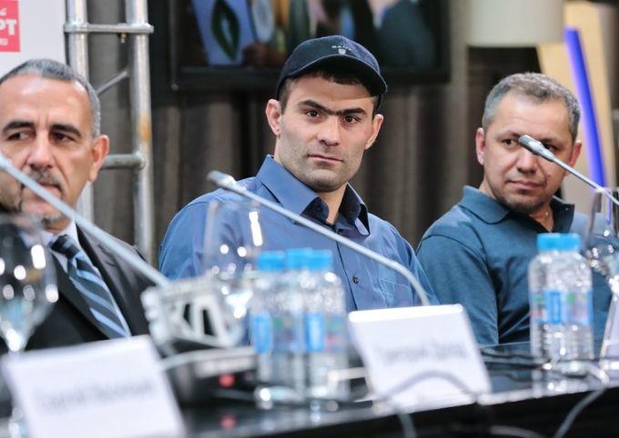 Рахим Чихкиев ко второй попытке штурма чемпионской вершины готов.