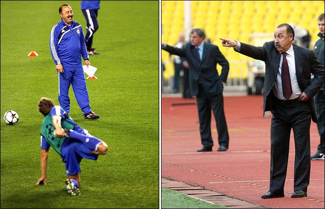 """И. Рабинер. """"Секреты футбольных маэстро"""". Газзаев. Фото 13."""