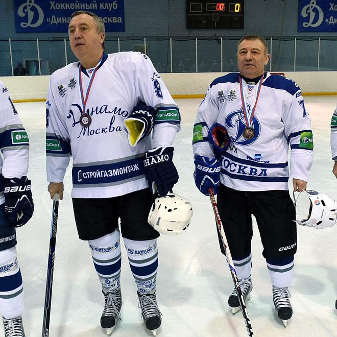 Андрей Сафронов и Аркадий Ротенберг