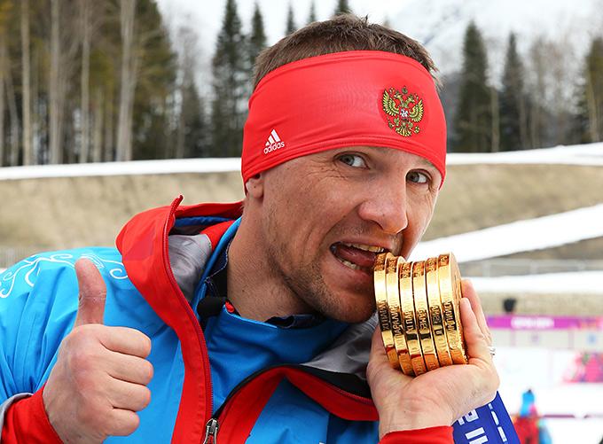 Роман Петушков – главный герой Паралимпиады в Сочи
