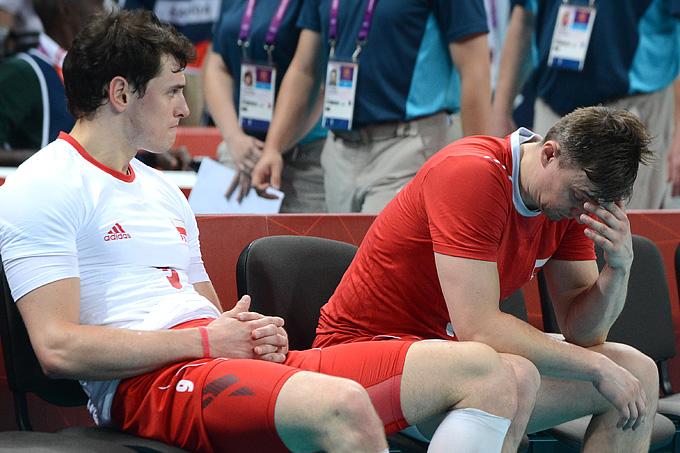 Эмоции сборной Польши