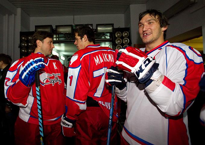 Алексей Золин не верит в хоккейную сборную