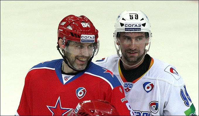 Александр Фролов и Александр Гуськов