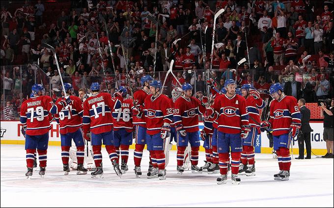 "Как дела, НХЛ? ""Монреаль Канадиенс"""