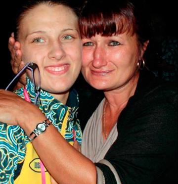 Ирина Харлан гордится своей дочерью