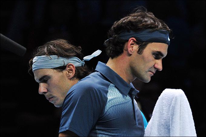 Роджер Федерер вышел в плей-офф