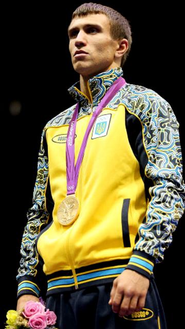 Ломаченко — двухкратный олимпийский чемпион