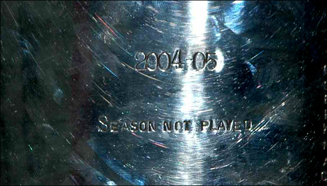 Несыгранный сезон все-таки нашел свое место на Кубке Стэнли