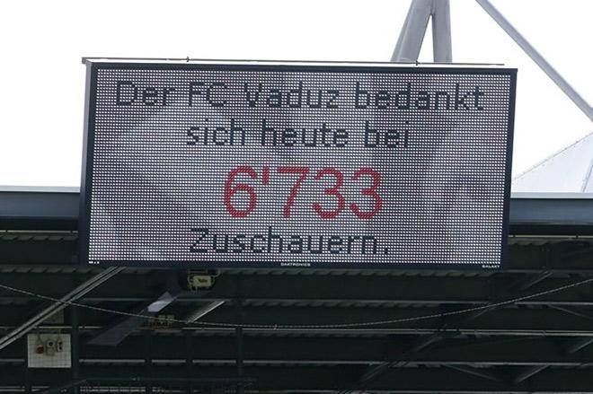 Для Лихтенштейна «Вадуц» — национальная гордость