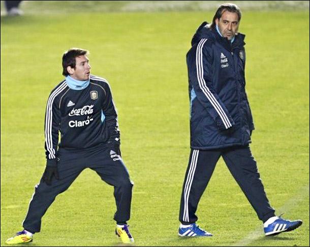 """После матча с """"Боливией"""", Месси и Батисте может понадобиться личная охрана…"""