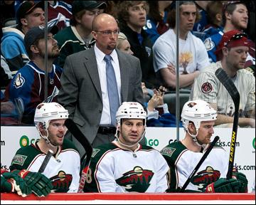 """Итоги сезона НХЛ. """"Миннесота Уайлд"""". Майк Йео"""
