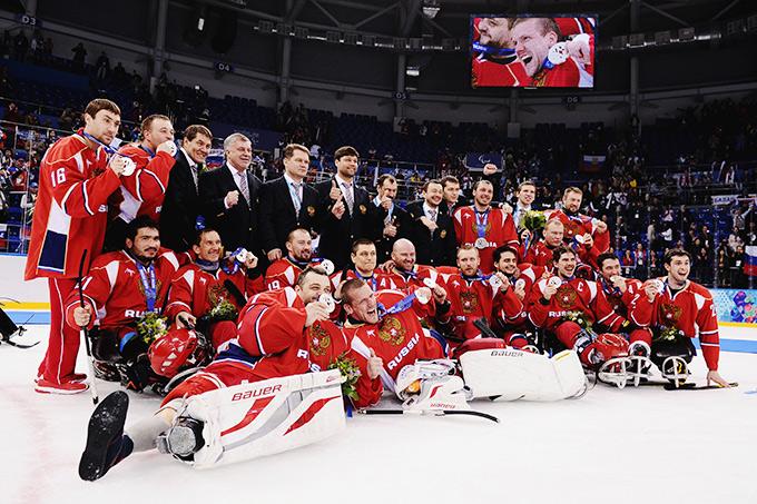 Серебро сборной России по следж-хоккею – выдающийся результат