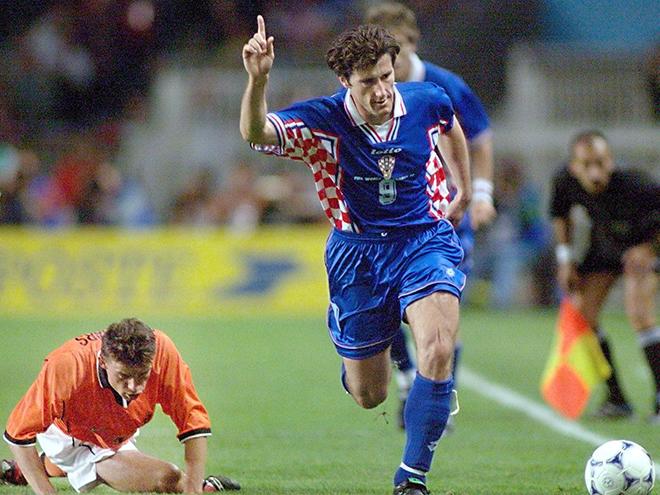 ЧМ-1998. Хорватия – Нидерланды