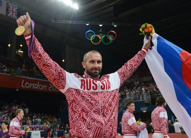 Под занавес карьеры Сергей Тетюхин наконец завоевал олимпийское золото