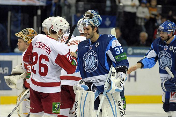 Дай Бог, чтобы матч в Минске завершился именно так!..