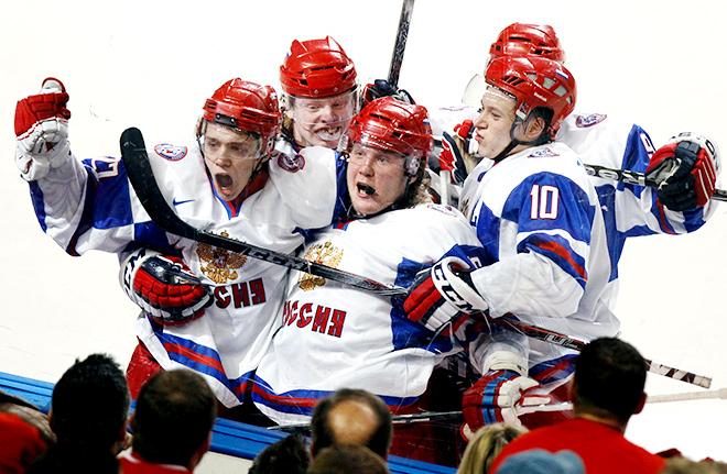 МЧМ-2011. 1/4 финала. Россия – Финляндия – 4:3 ОТ
