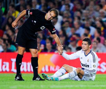 "2012 год. ""Барселона"" — ""Реал"""