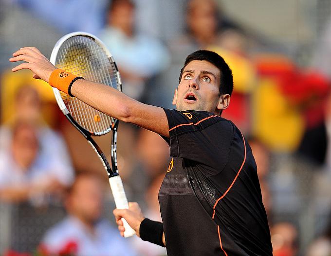 Новак Джокович — действующий победитель Mutua Madrid Open