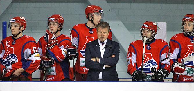 Ждём Петра Ильича с его пацанами в ВХЛ