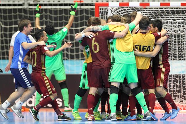 Победа над Ираном стала для сборной России самой тяжёлой