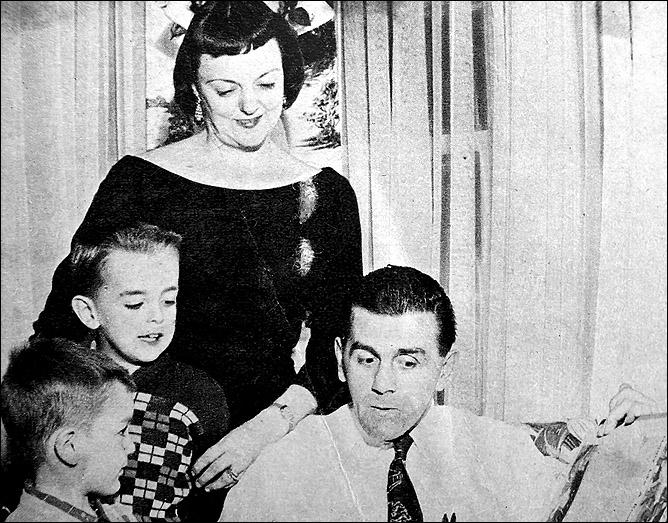История Кубка Стэнли. Часть 61. 1952-1953. В кругу семьи.