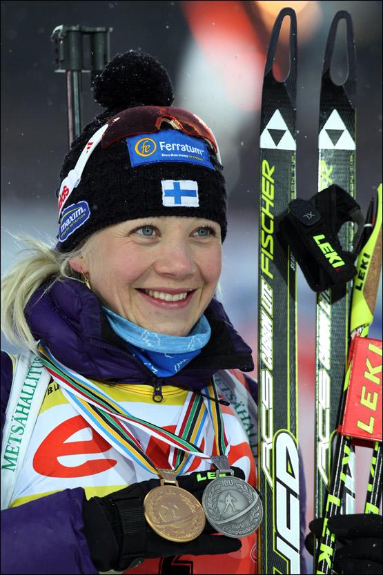 Кайся Мякяряйнен — финская молния