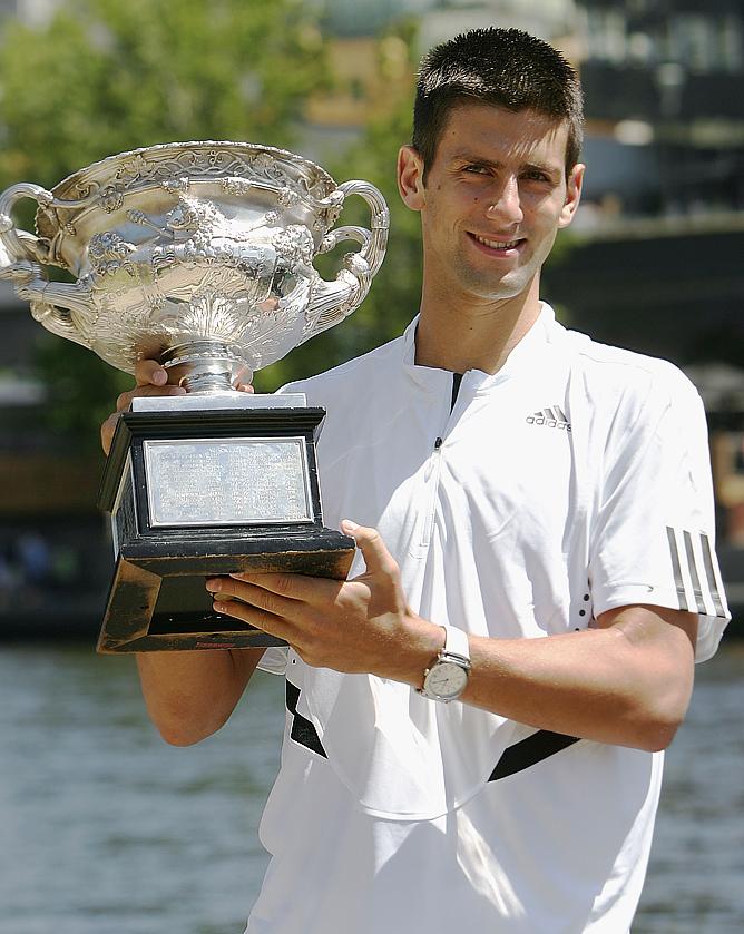 Джокович — победитель Australian Open-2008