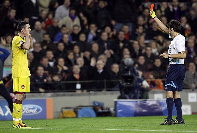 """Барселона"" — ""Арсенал"" — 3:1"