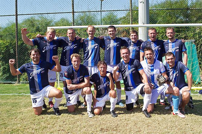 Чемпион — Ветераны Новосибирска