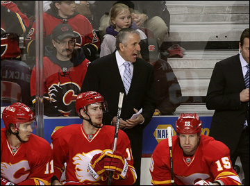 "Итоги сезона НХЛ. ""Калгари Флэймз"". Боб Хартли"