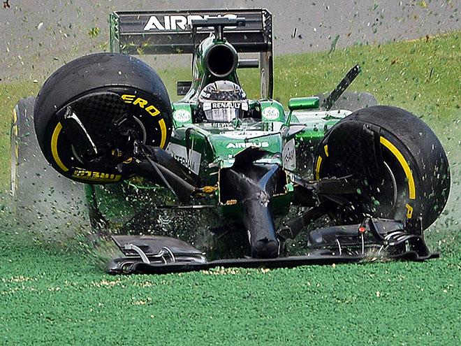 Фоторепортаж с Гран-при Австралии