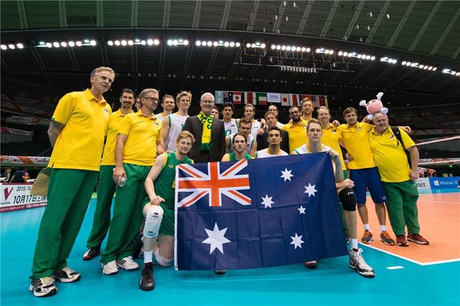 Сборная Австралии попытается попасть на вторые подряд Олимпийские игры