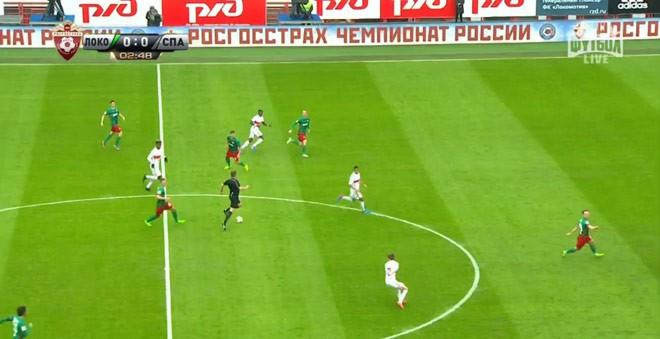 «Локомотив» — «Спартак». Страх и неумение в Черкизово