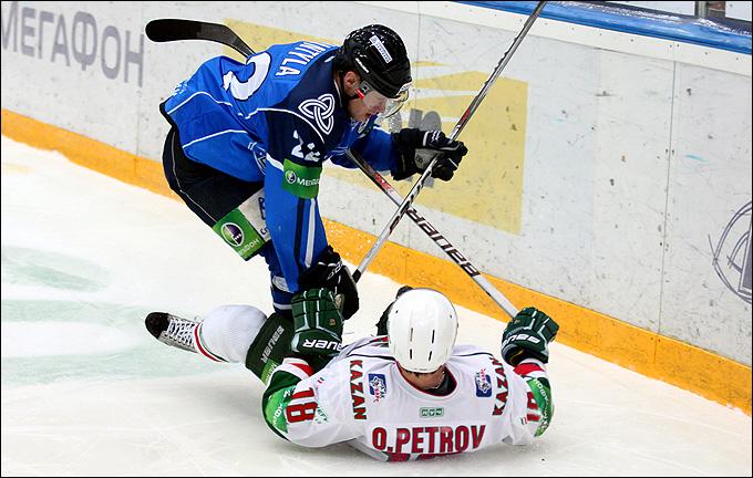 О. Петров: мы расслабились после серии удачных игр