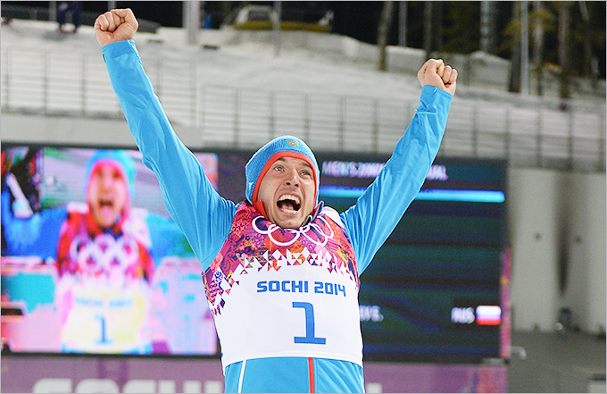 Гараничев — бронзовый призёр Олимпиады