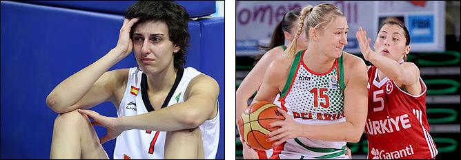 Зарисовки о женском чемпионате Европы по баскетболу