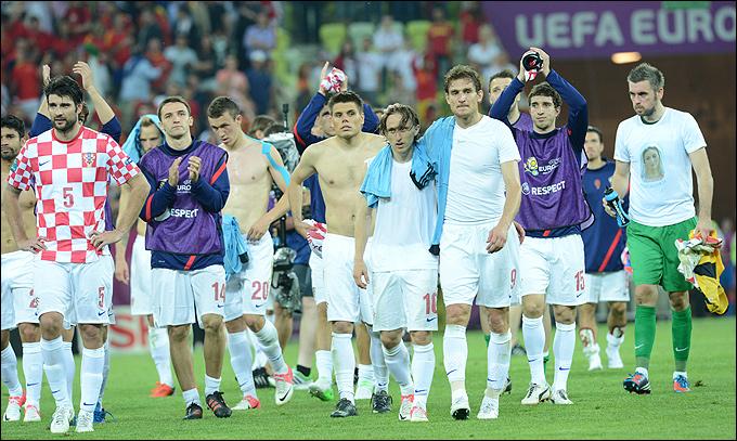 Хорваты едут домой