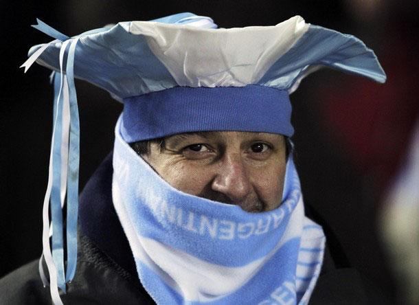 Пока аргентинская сборная фанатов не радует