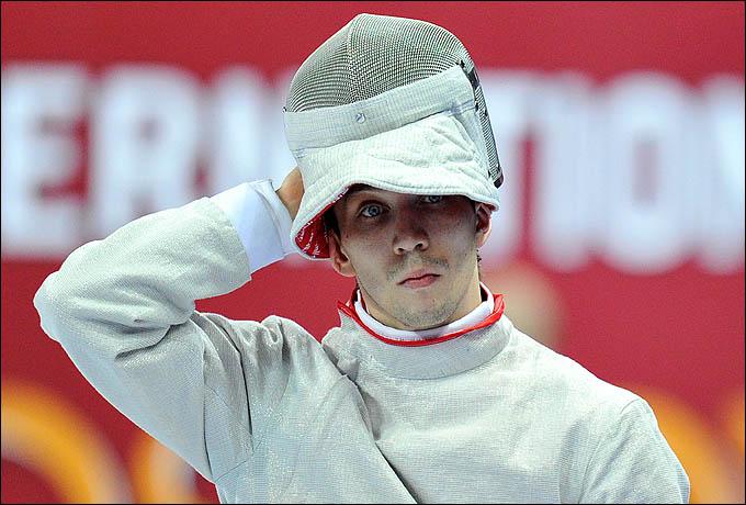 Алексей Якименко вполне может стать двукратным олимпийским чемпионом Лондона