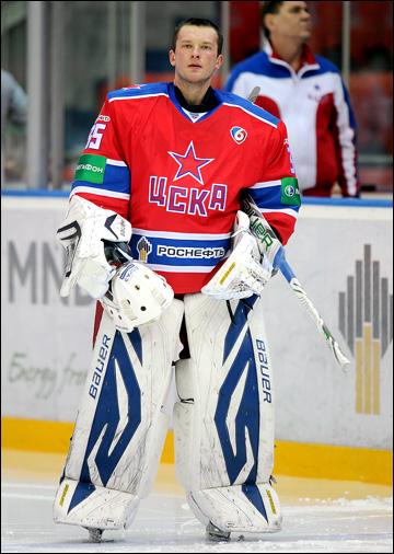 Михаил Бирюков уже успел сыграть первый матч за ЦСКА