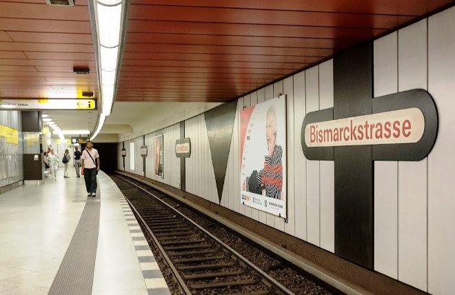 Спортсмен был обнаружен в тоннеле между станциями «Бисмарк штрассе» и станцией «Вильмерсдорфер штрассе» на линии U7.
