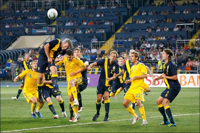 """Для шведов НСК """"Олимпийский"""" вполне можно назвать """"домашним"""" стадионом."""
