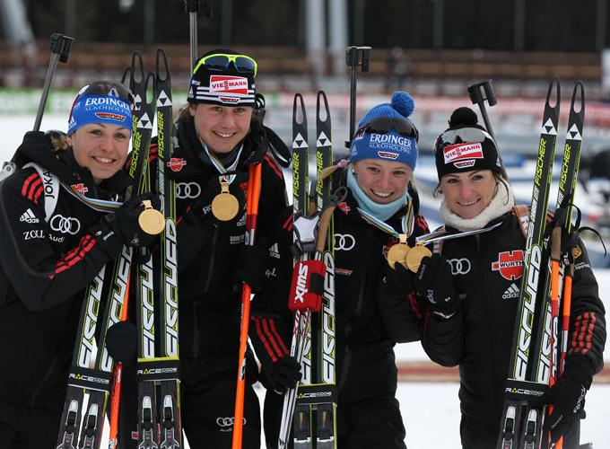 Мириам Гёсснер – на пути к личной медали