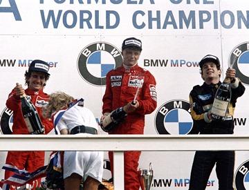 Гран-при Нидерландов-1985. Последняя победа Ники Лауды в Ф-1