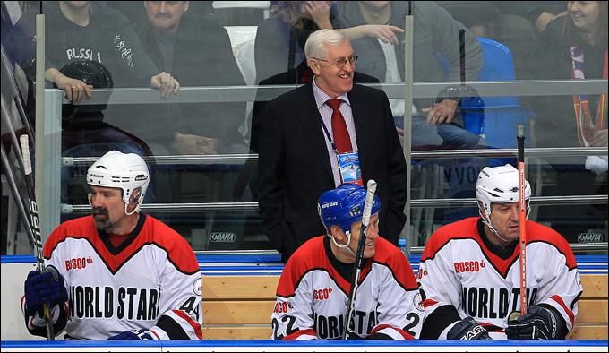 40 лет спустя они уже друзья! И даже Борис Петрович — тренер канадцев…