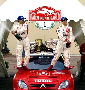 Лёб недолго был первым по итогам Ралли Монте-Карло
