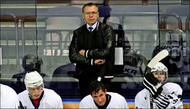 Соколов: постараемся собрать команду победителей