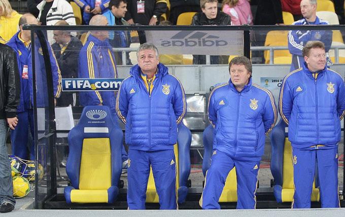 Олега Блохина заменил сначала Андрей Баль, потом Александр Заваров